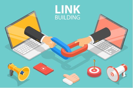 Linkbuilding with an SEO agency in Naperville, Illinois